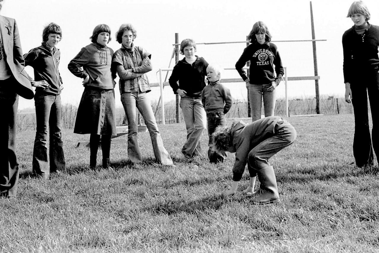 Koninginnedag 1977 in Zuurdijk, foto 10