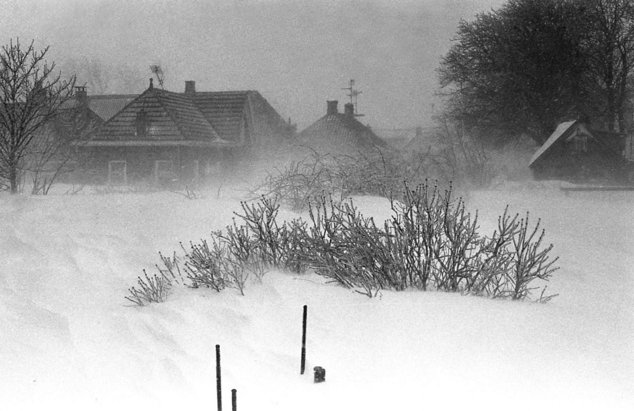 Barre winter van 1979