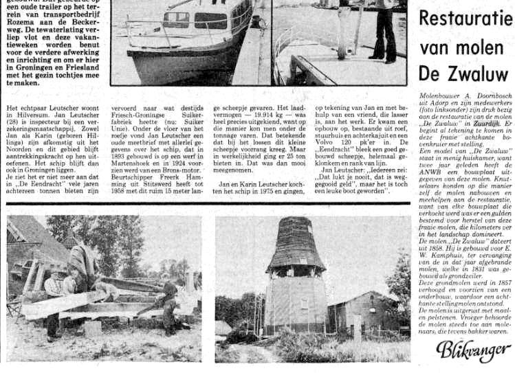 Nieuwsblad van het Noorden: 10 augustus 1977
