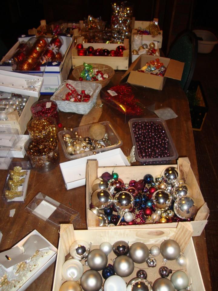 Kerstmaterialen .. en nog veel meer….