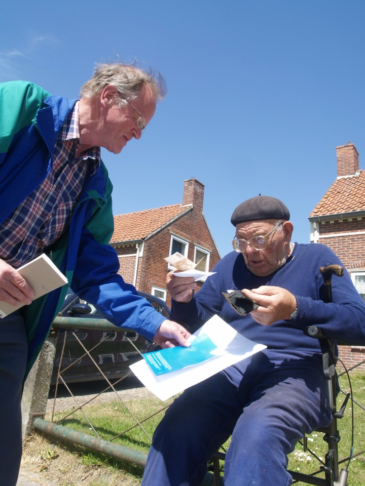 Job Munting en van Dijk, mei 2008 (foto 1)