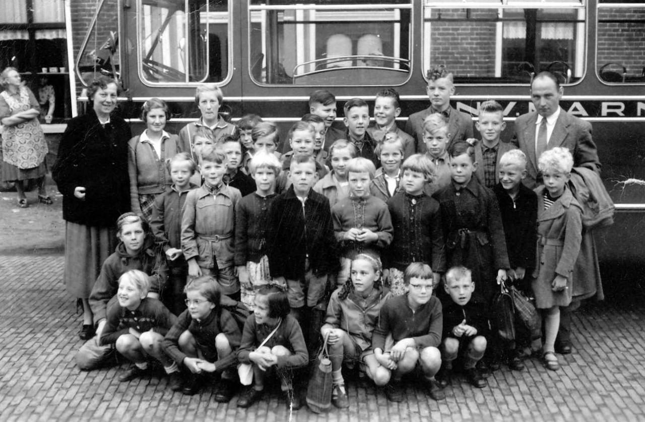 School Zuurdijk 1956-57 (andere bron)
