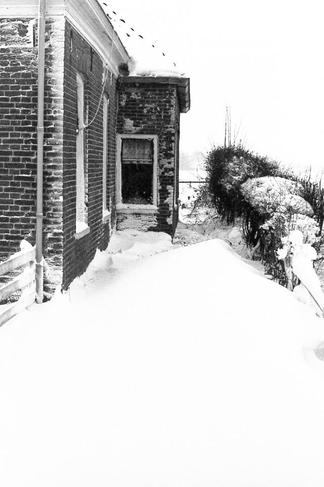 Smederij in de sneeuw (foto 3)