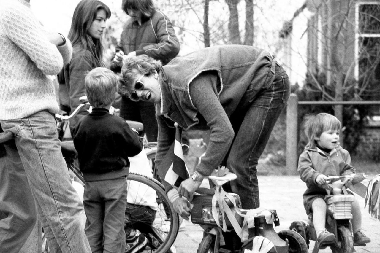 Hans Heesterman en zoon, Mariska Clobus en anderen