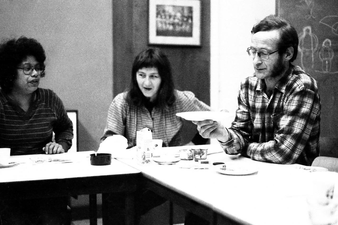 Julia, Gretha en Albert (foto 2)