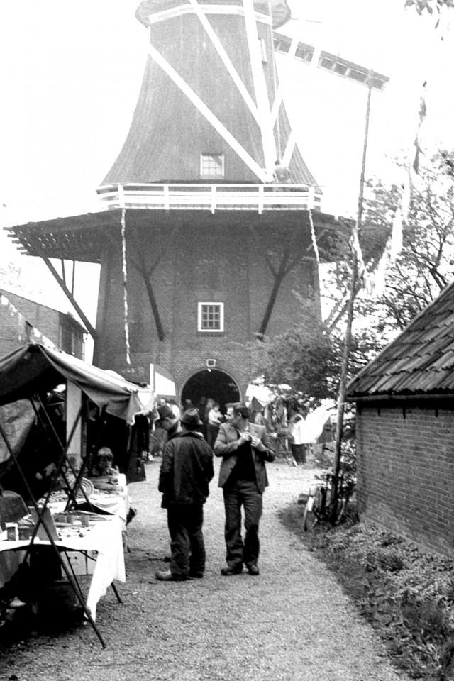 Natte Zuurdijkster Molendag in de 80er jaren (foto 2)