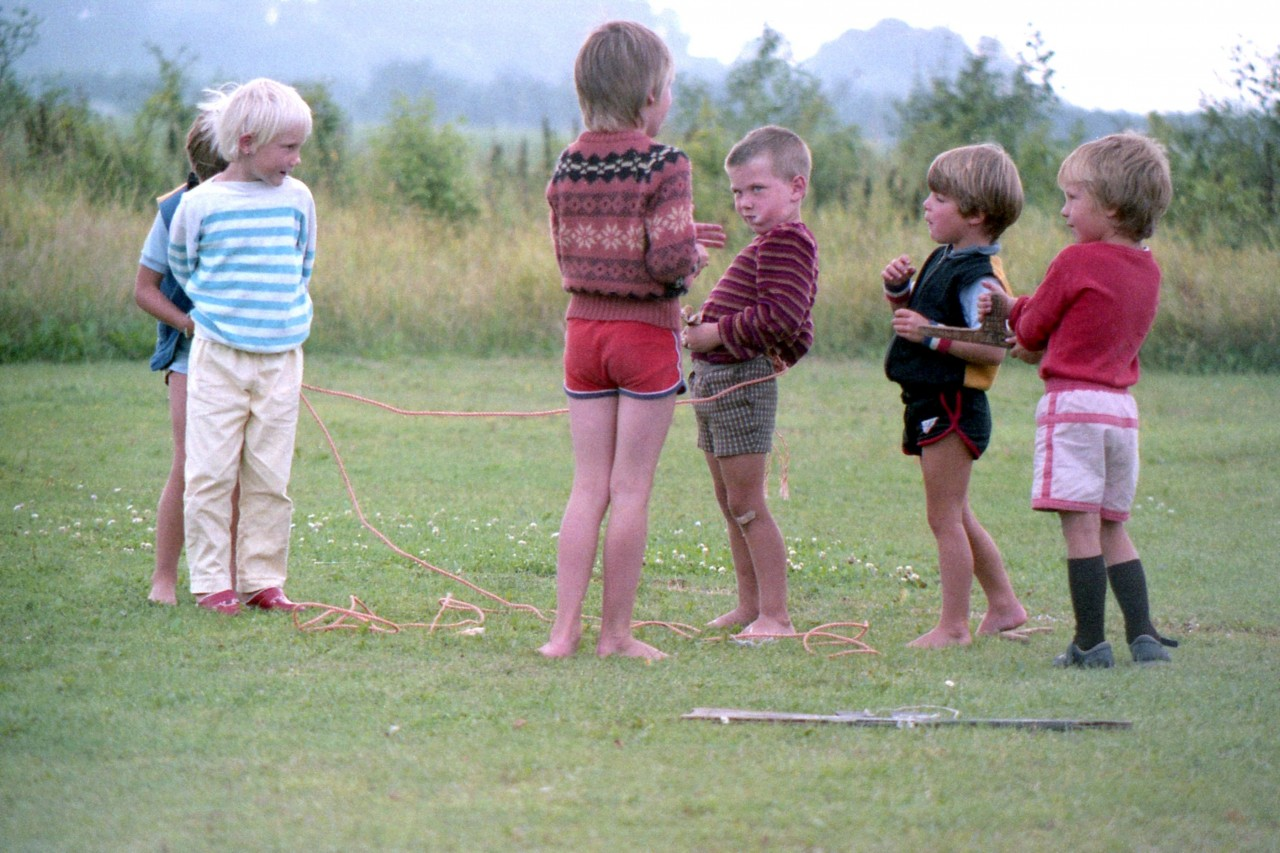 Soort diefje met verlos? Midden 80er jaren (foto 1)