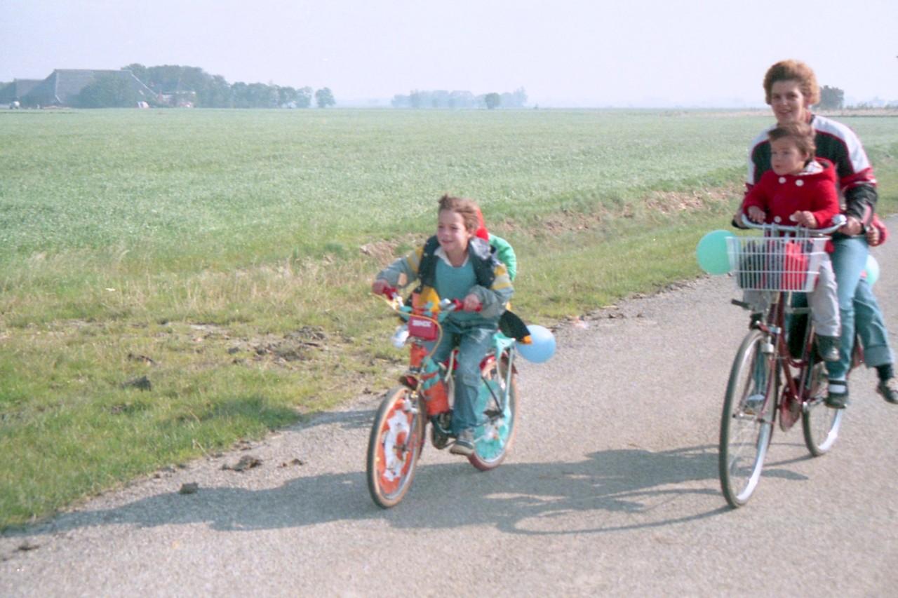 Fietstocht naar Warfhuizen (foto 5)