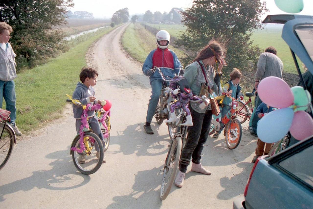 Fietstocht naar Warfhuizen (foto 1)