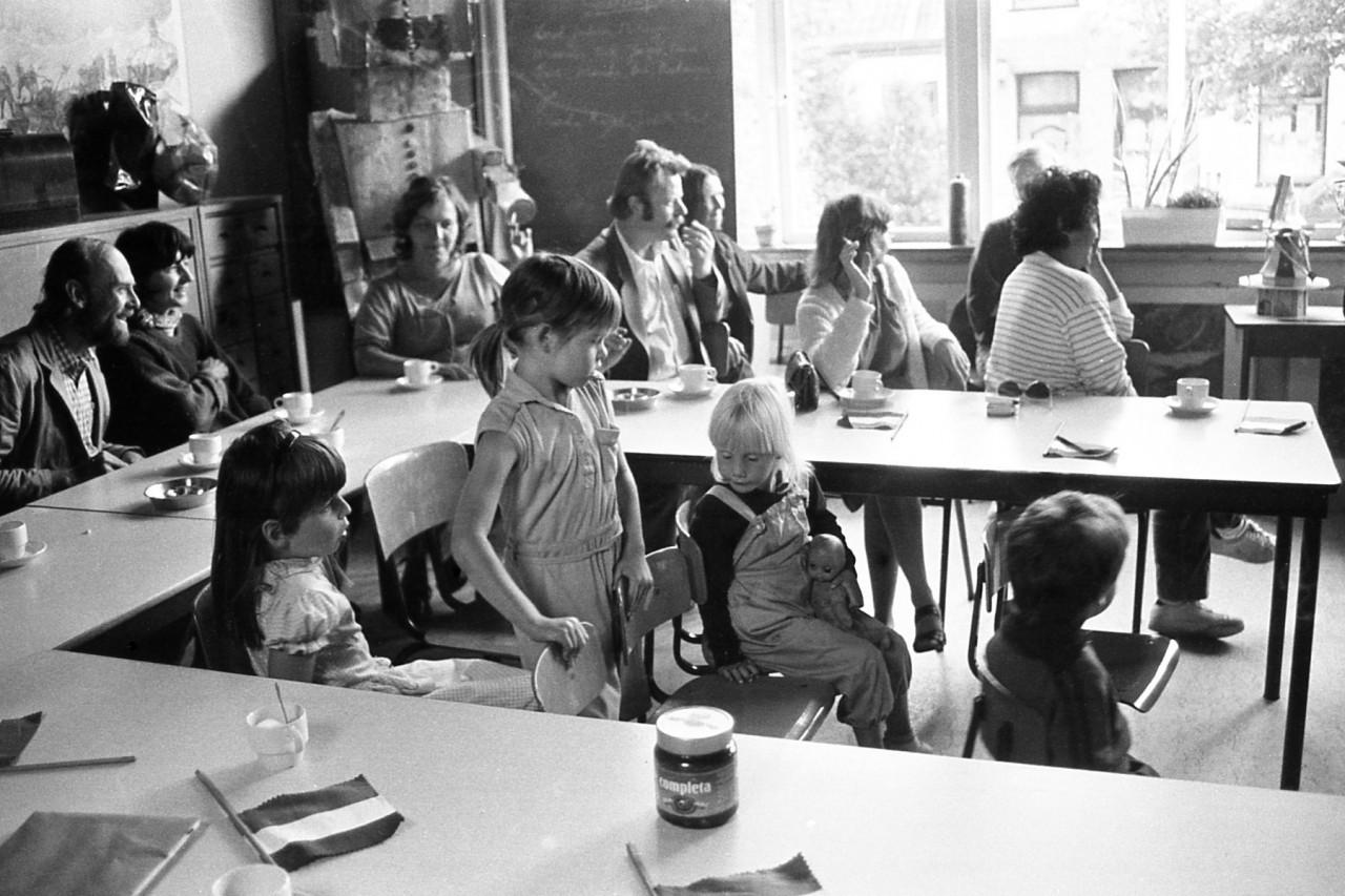 Afscheidsfeest voor kinderen en hun ouders (foto 4)