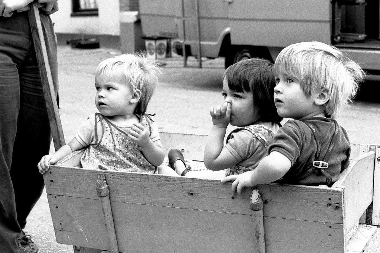 De jongste garde komt ook kijken: Mariska, Roos en Eelco (foto 2)