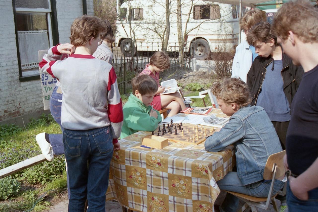 Meer schakers